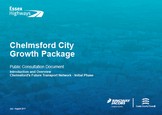 Chelmsford City Growth Package -Introduction and Overview