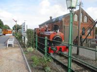 Chappel Railway Museum