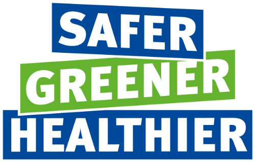 Safer, Greener, Healthier - Find out more about Safer, Greener, Healthier changes in Essex