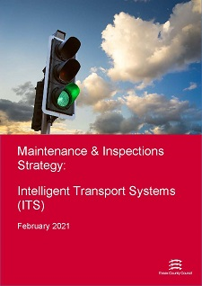 Cover of the Maintenance and Inspections Strategy, Intelligent Transport Systems (ITS) - February 2021